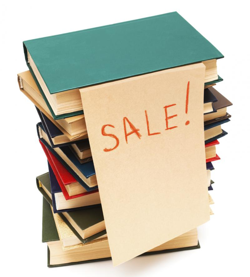 friends of library book sale